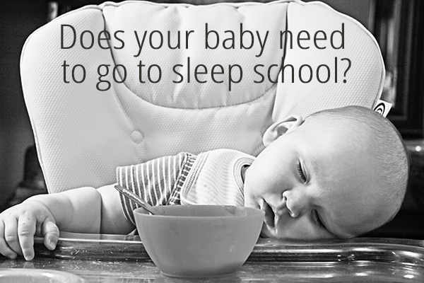 how to get baby to sleep without crying it out